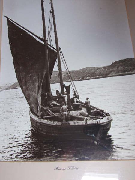 Sy 486 Muirneag Scottish Zulu Britains Last Sailing